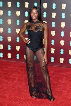 Red Carpet Moments: Daniel Kuluuya, Lupita Nyong'o, Angelina Jolie, Jannifer Lawrence
