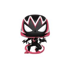 Straight from Spider Gwen's symbiote saga comes Funko's new Gwenom Pop! This Pop! features Spider-Gwen in her Gwenom form, complete with new bad ass pink and black suit. A must for any Marvel collection! Funko Pop Marvel, Marvel Pop Vinyl, Venom Funko Pop, Pop Vinyl Figures, Marvel Comics, Marvel Venom, Pop Bobble Heads, Barcelona, Funko Figures