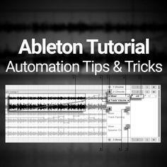 Ableton Tutorial: Automation Line Tricks & Tips - Joshua Casper