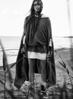 """"""" Stina Olsson by Eric Josjo _ Elle Sweden, November 2014. """""""