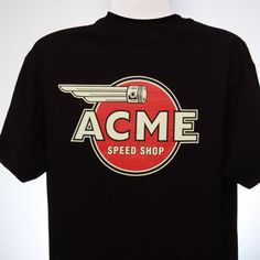 ACME Circle Logo-Black (Men's)