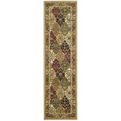 Safavieh Lyndhurst Multi-colored/ Rug