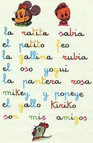 Los duendes y hadas de Ludi: Micho 1 método de lectura Education, Words, Spanish, Lego, English, Frases, Reading Books, Toddler Activities, Read And Write