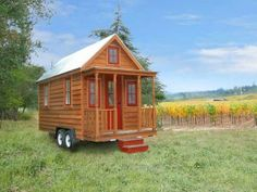 01_Walden  I want one of these tiny houses.  You can take them with you just like a travel trailer!