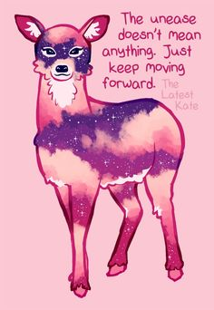 Cute Animal Illustrations Merged With Powerful Motivational Quotes