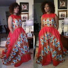Weekend Special With A Twist: Show-stopping Ankara Styles - Wedding Digest Naija African Print Dress Designs, African Print Dresses, African Print Fashion, African Dress, African Attire, African Wear, African Women, African Inspired Clothing, African Lace