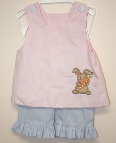 291446  Toddler Clothes Girls Capris Ruffled Capri by ZuliKids, $36.50