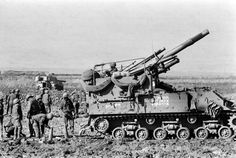 La guerra del Yom Kippur 1973