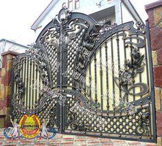 Художня ковка (ворота, огорожі, перила тощо). Виготовлення та оцинкування металоконструкцій.