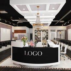 113 Best Top Nail Salon Design Ideas Images In 2019