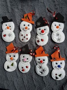 diy-winter-diy-winter-machsselbst-meinmodus-com/ - The world's most private search engine Christmas Decoration For Kids, Winter Christmas, Kids Christmas, Christmas Gifts, Xmas, Christmas Ornaments, Magical Christmas, Holiday Decorations, Snowman Ornaments