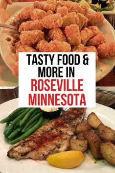 Roseville Minnesota in located in a prime location very close to the Twin Cities - Minneapolis and St. Paul. Just don't treat Roseville like an also ran. Be sure to check out all the restaurants, hotels and things to do in Roseville too.  #VisitRoseville #MN #TravelTips