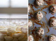 Italian Wedding Soup // .wandercrush.