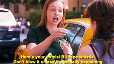 Haha Pitch Perfect had to be referencing Baylor...Green & Gold, BU and singing competitions???...seems a little fishy to me hahaha