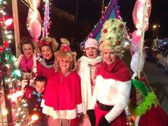 A family from Whoville!