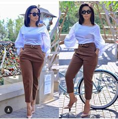 2019 Beautiful Casual Work Inspirations for Women casual work outfits casual work outfit. Formal Casual Outfits, Casual Work Attire, Classy Work Outfits, Business Casual Attire, Classy Casual, Chic Outfits, Office Outfits, Business Chic, Office Attire