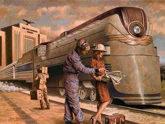 Peregrine Heathcote | Steampunk | Dieselpunk