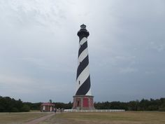Don't miss all the #lighthouses while on the #OuterBanks!