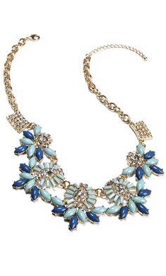 Statement necklace//