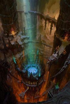 scifi-fantasy-horror:  by Ming Fan