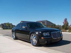 Chrysler 300 aka my dream car
