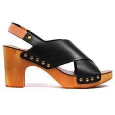 Willistend by Top End. Style Fashion, Fashion Shoes, Shoe Brands, Summer 2014, Comfortable Shoes, Heeled Mules, Clogs, Night Out, Heels
