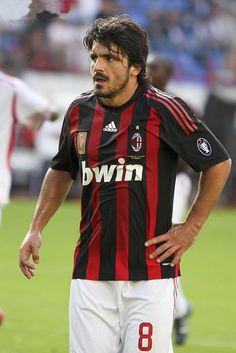 Gennaro Gattuso, AC Milan.