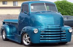 1949 Chevy COE 3100 Series Truck I actually have video of me in this truck nice!