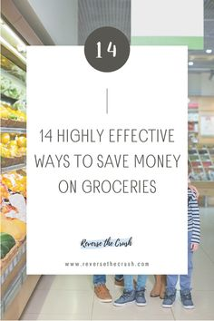 Grocery prices are increasing rapidly because of inflation. Check out these 14 highly effective tips to save money on groceries. Save Money On Groceries, Ways To Save Money, Money Tips, Money Saving Tips, How To Make Money, Grocery Store Flyers, Make Money From Home, Make Money Online, Grocery Savings Tips