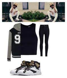 """Try Me Dej Loaf"" by taylorportis ❤ liked on Polyvore"