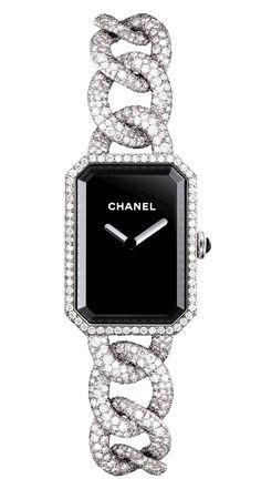 CHANEL | Diamond Encrusted Watch | {ʝυℓιє'ѕ đιåмσиđѕ&ρєåɾℓѕ}