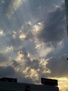 Destello, #cloud #blue #nube