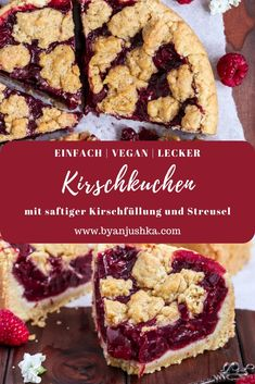Vegan Dessert Recipes, Vegan Breakfast Recipes, Vegan Sweets, Vegan Recipes Easy, Easy Vegan Food, Sweet Bakery, Pie Dessert, Healthy Baking, Pudding