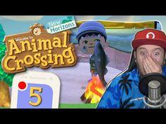 Animal Crossing: New Horizons - YouTube Nintendo Ds, Nintendo Switch, Animal Crossing, Baseball Cards, Cool Stuff, Youtube, Animals, Fictional Characters, Art