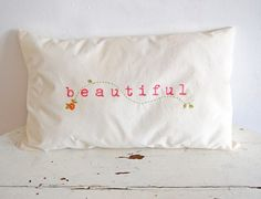 Etsy - sweet message for a little girl