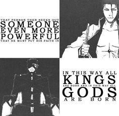 """Fans of #Aizen where are you?! Do you like our page&store ?! Discover our store """"link in bio"""" to get your #otaku products! For more #animequotes follow @animes.for.otaku  #LandOfAnime #quotes #Anime #ichigo #bleach"""
