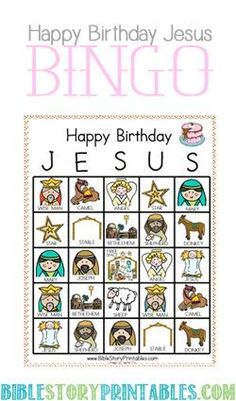 Printable Christmas Bingo Game. Repinned by SOS Inc. Resources http://pinterest.com/sostherapy/.