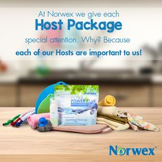 At Norwex we give each Host Package special attention. Why? Because each of our Hosts are important to us! Looking for the Norwex Monthly Specials? Follow my link: www.victoriareeve.norwex.com Learn about the Norwex mission of reducing chemicals in the home?