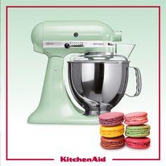 Sama słodycz! #macaroons #sweet #KitchenAid