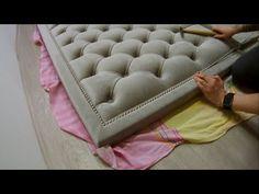 Bed Headboard Design, Bed Frame Design, Sofa Bed Design, Bedroom Furniture Design, Headboards For Beds, Bed Furniture, Bedroom Decor, Diy Room Decor Videos, Diy Crafts For Home Decor