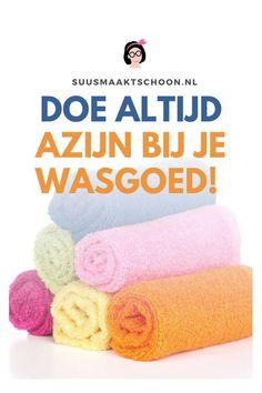 Gebruik je azijn bij je wasgoed, dan heeft dat 10 voordelen: met azijn kun je hondenharen verwijderen, vieze luchtjes verwijderen, je kleding blijft langer mooi en nog veel meer!