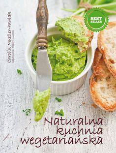 """Czym jest poradnik """"Naturalna kuchnia wegetariańska""""? W dużej mierze jest to książka z przepisami na dania wegetariańskie, jednak dostaniemy tutaj także porady dotyczące stylu życia i zasad zdrowego odżywiania. Choć sama nie jestem wegetarianką to korzystam z bogactwa tego typu odżywiania, a każdy kto myśli, że wegetariańska kuchnia jest nudna i jednostronna powinien spróbować nadziewanych kabaczków czy pieczeni ze słonecznika..."""