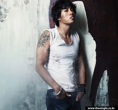 korean actor So Ji Sub