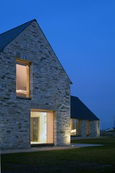 House in Blacksod Bay by Tierney Haines