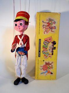 TYPE SL BOM 2 - The Vintage Pelham Puppet Shop