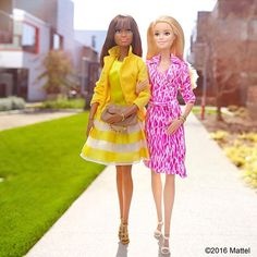 Stepping out in the perfect pair for #shoesday!  #barbie #barbiestyle