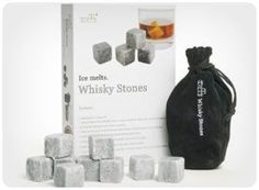Whiskey Stones | 107 Unique Gifts for Men Who Have Everything | Dodo ...