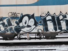 Graffiti Murals, Street Art Graffiti, Train Art, Rail Car, I Fall In Love, Modeling, Letters, Cars, Box