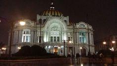 Teatro de Bellas Artes Mexico City