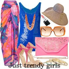 Hawaii outfit  Simple casual maxi skirts outfits http://www.justtrendygirls.com/simple-casual-maxi-skirts-outfits/
